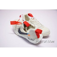 OFF White X Tom Sachs X NikeCraft Mars Yar 2.0 OW AA2261-100 New Release