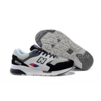 Online New Balance 1600 Men Black White