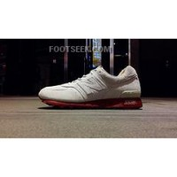 Online New Balance 576 Women White Red