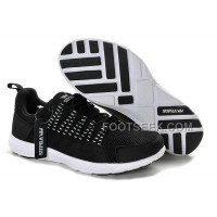 Online Supra Owen Black White Men's Shoes