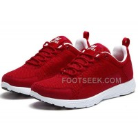 Online Supra Owen Red White Men's Shoes