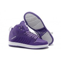 Online Supra S1W Purple White Men's Shoes