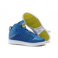 Online Supra S1W Royal Blue Yellow Men's Shoes