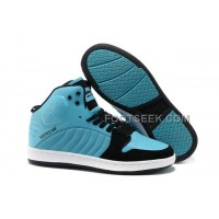 Online Supra S1W Skyblue Black Men's Shoes