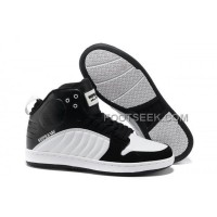 Online Supra S1W White Black Men's Shoes