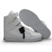 Online Supra TK Society All White Ventilate Women's Shoes
