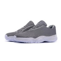 Air Jordan Future Low Grey Mist Cool Grey White Cheap