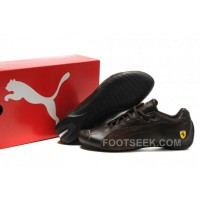 Puma Ferrari Shoes Brown 2011