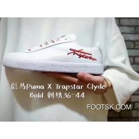 Puma X Trapstar Clyde Bold 36-44 Mens Womens Free Shipping