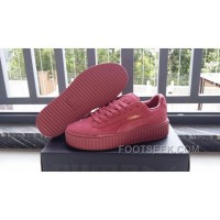 Puma Rihanna Suede Creepers Fenty By Rihanna 36-44 Women/men