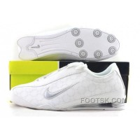 Women's Nike Shox R3 Shoes White/Silver For Sale
