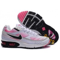 Women's Nike Shox TR Shoes White/Black/Pink Top Deals