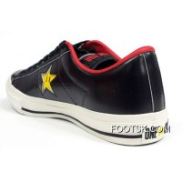 Super Mario Bros.x Converse One Star 40+1C678 (31) Black Discount