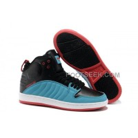 Supra S1W Black Blue Red Men's Shoes Discount