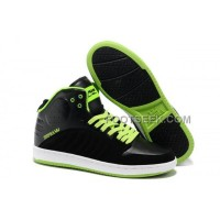 Supra S1W Black Fluorescence Green Men's Shoes Discount
