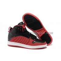 Supra S1W Black Red Men's Shoes Discount