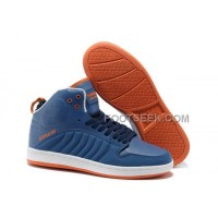 Supra S1W Blue Orange Men's Shoes Discount