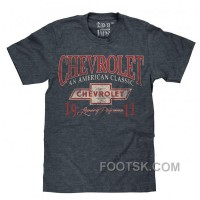 Chevrolet: An American Classic | Soft Uch Tee-large: Clothing Cheap To Buy