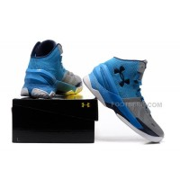 Curry 2 Hight Grey Blue