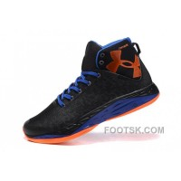 UA Curry New Mens Basketball Shoes Black Blue Free Shipping 4zJsi