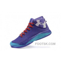 UA Curry New Mens Basketball Shoes Purple Online KrTNtPY
