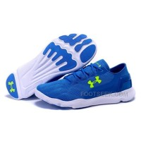 Under Armour Speedform Apollo Running Blue White