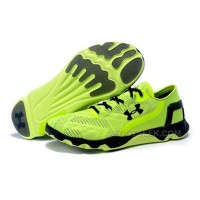 Under Armour Speedform Apollo Running Green Black