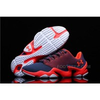 Under Armour Running Shoes Red White