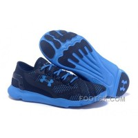 Under Armour UA SpeedForm Apollo Deep Blue Moon Sneaker Lastest JjnTcxk