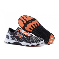 Under Armour UA SpeedForm Apollo Graphic Running Shoe Grey White Orange Sneaker Online B66Db