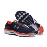 Christmas Deals Under Armour UA SpeedForm Gemini Team Black Orange Sneaker X55fn