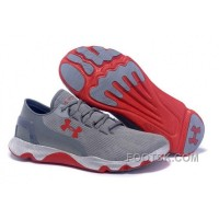Online Under Armour UA SpeedForm Apollo Vent Running Shoe Steel Sneaker YZEwh