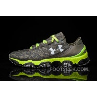 Under Armour SpeedForm XC Mens Navy Green Online