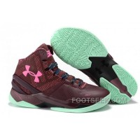 UA Curry Two Bhm (602) / Mojo Pink