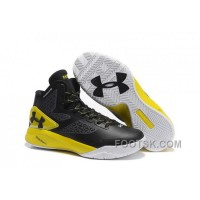 Under Armour ClutchFit Drive II Black Yellow Sneaker Online Ai4fs