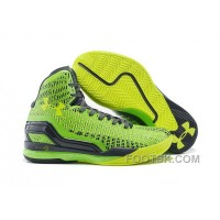Under Armour Clutchfit Drive Custom Green Yellow Black Sneaker Cheap To Buy RdeEE