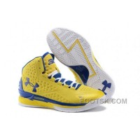 Under Armour Curry One Kids Yellow Orchid Sneaker Cheap To Buy XWBfkj