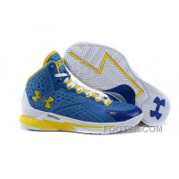 Under Armour Curry One Women Blue Home Sneaker Free Shipping INAwHPN