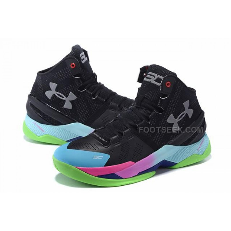 quality design 694f8 9ea01 ... clearance ua curry 2 under armour stephen curry 2 black pink lightblue  20c48 ed8c4