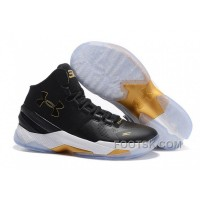 Under Armour Curry 2 Black Out Sneaker Christmas Deals RJMKwN