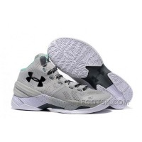 Under Armour Curry 2 Cool Grey PE Sneaker Top Deals N4NBr3