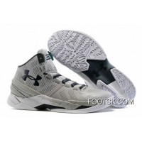 Cheap Under Armour Curry 2 Storm Aluminum/White-Stealth Grey Lastest E4ctMbB