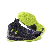 Free Shipping Under Armour UA Curry One (1) All Star Dark Matter Purple/Yellow