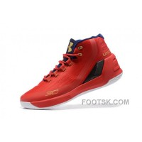 For Sale Discount Under Armour Curry 3 Red New Mens Shoes BMzh6rA