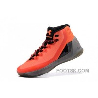 New Under Armour Curry Three Orange Grey New Mens Shoes Online DDRamPW
