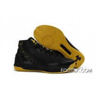 Cheap Under Armour Curry 3 Black/Taxi 2016 Best Hwzpz