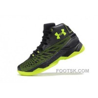 Under Armour Curry 3.5 Black Green Mens Shoes Cheap To Buy JHtTZKR