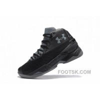 Cheap Under Armour Curry 3.5 Black Grey Mens Shoes Top Deals Z8FZ4wN