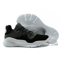 "Under Armour Curry 4 Low ""Oreo"" Black White Copuon Code"