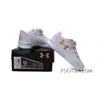 Under Armour Kids White Shoes Top Deals